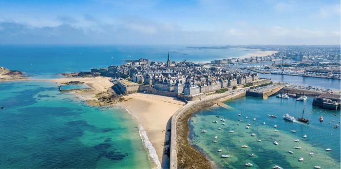 France – Saint Malo, ses épaves: des trésors d'archéologie sous-marine!