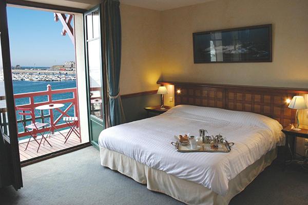 Sea-heritage-st malo hotel-plage