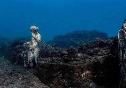 SEA HERITAGE Voyage à destination de  Italie - Baia : plongez dans l'histoire de l'empire romain.