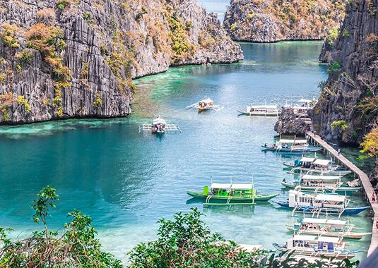 Philippines – Coron ou la bataille de la mer des Philippines.